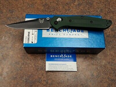 Benchmade Osborne Black 943BK, 940BK Locking Folding Knife - FREE SHIPPING!