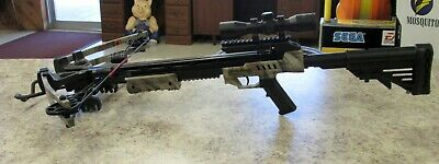 Centerpoint 370 Crossbow W/Scope Deer Hunting Center Point 370 Fps Fast Cross Bo