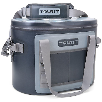 TOURIT Soft Cooler 30 Cans Leak-Proof Soft Pack Cooler Bag Waterproof Insulated