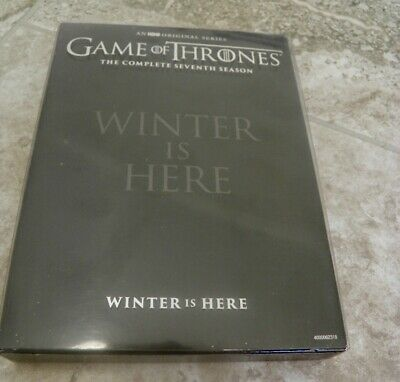 Game of Thrones: The Complete Season 7 (DVD)