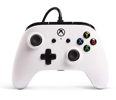 Wired Officially Licensed Controller For Xbox One, S, Xbox One X & Windows 10 -