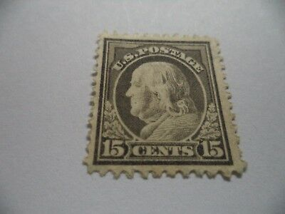 (120) SCOTT 514 / 5? SG 521 APPEARS TO BE MINT+  with NO GUM IN GOOD CONDITION