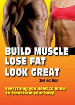 lose fat build muscle workouts ebooks pdf resell look great