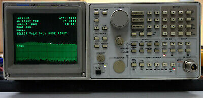 Tektronix 2712 Spectrum Analyzer 9kHz - 1,8GHz