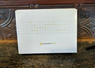 AncestryDNA: Genetic Testing - DNA Ancestry Test Kit, Sealed *Free Fast SHIPPING
