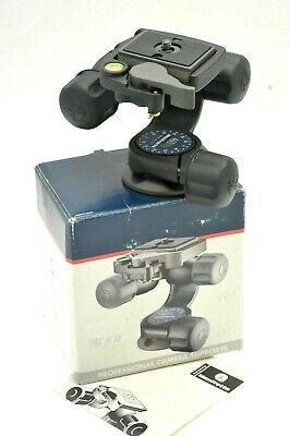 Manfrotto 460MG Magnesium Tripod Head - Superb Condition - Used Once - Boxed