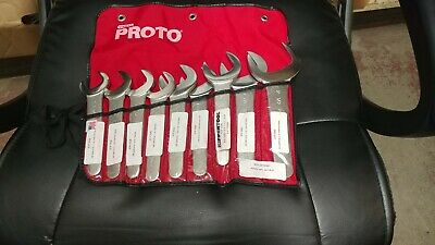 Proto Hydraulic Wrench Set 9 pc. in Pouch