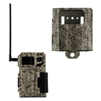 SPYPOINT LINK MICRO Nationwide Cellular Hunting Trail Game Camera & Security Box