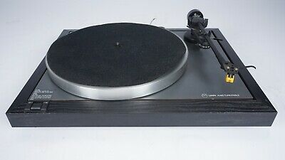 Linn Axis Turntable - Basik Plus Tonearm - K9 Cartridge - Audiophile
