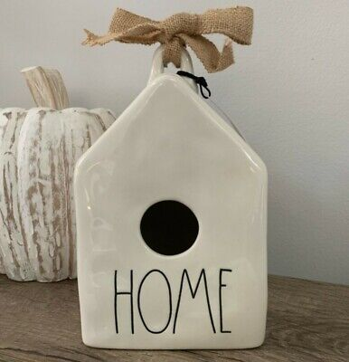 Rae Dunn By Magenta Artisan Collection (HOME) Birdhouse *Free USPS Shipping*