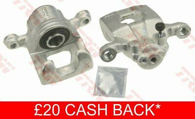 Brake Caliper fits NISSAN QASHQAI J10 Rear Left 2.0 2.0D 07 to 13 TRW 44011EM11A