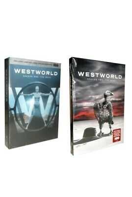 Westworld: The Complete Seasons 1-2 (DVD, 2018)