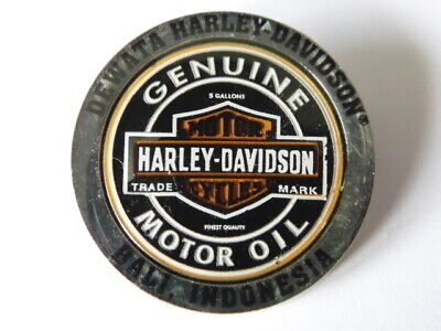 Harley-Davidson Pins Badge Collector Dewata Hd Bali Indonesia