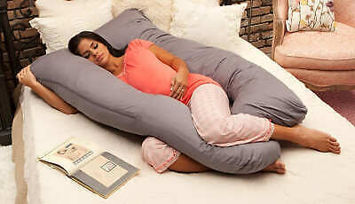 Pillow Cover Maternity Pregnancy Nursing Pillow Body Support Feeding U-Shape