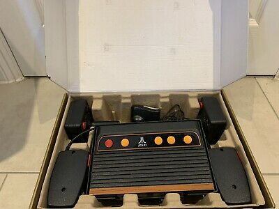 Atari Flashback 8 Gold Deluxe HD Games Console - Used once only