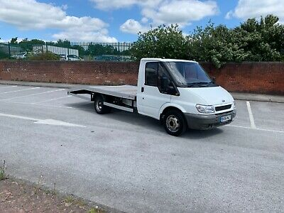 Ford transit 90t350 recovery truck mk6 low miles 73k !!!! Last mk6 2006 56