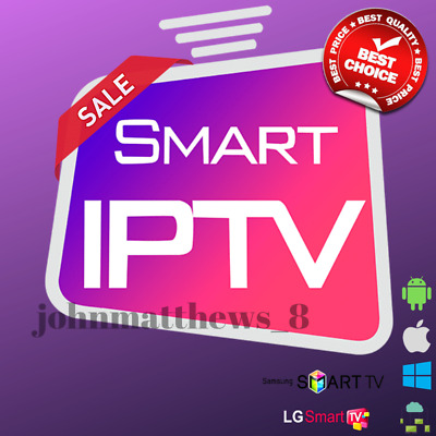 ⭐SALE⭐ IPTV - 1 YEAR + VOD - Firestick | Smart TV | MAG | STAB | Android Box