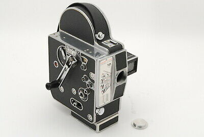 【EXC+++++】BOLEX H16 M5 16mm Movie Camera Swiss Made From Japan 1236