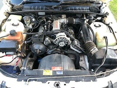 1989 Holden Berlina VN v6 auto suit ss clone group a v8 conversion