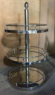 3 Tier Deagostini Large Industrial  Cake Stand Afternoon Tea Wedding Plates