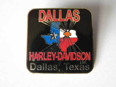 Harley-Davidson Pins Collector Hd Dallas Texas