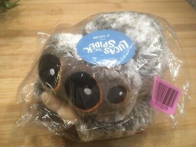 Lucas The Spider Plushie 1st Edition Brand NEW ***Voice Box Has issues***