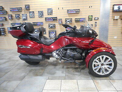 2017 Can Am >> 2017 Can Am Spyder F3 Limited 19 985 00 Picclick