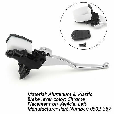 Motorcycle Brake Clutch Pump Master Cylinder For Arctic Cat 300 400 500 98-03