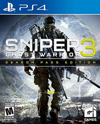 Sniper Ghost Warrior 3 Le Ps4 Game New