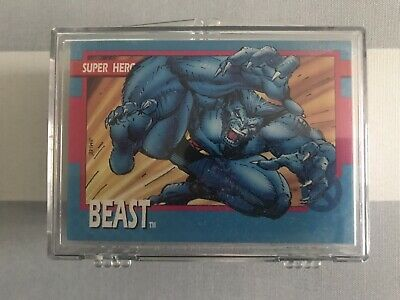 1992 X-MEN SERIES I 1 IMPEL MARVEL COMPLETE CARD SET Of 100