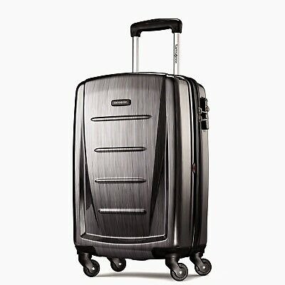 "NEW 2019 Samsonite Winfield 2 Fashion 24"" Spinner Luggage"