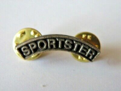Harley-Davidson Pins Badge Collector Hd Sportster