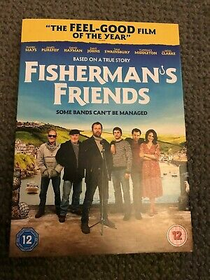 Fishermans Friends DVD. Used in excellent condition. Free delivery