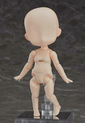 Nendoroid Doll archetype: Girl (Cream) Action Figure AUTHENTIC GSC IN STOCK USA