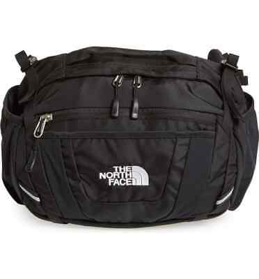 The North Face TNF Black Sport Hiker Lumbar Pack Waist Bag Bum Bag Fanny Pack