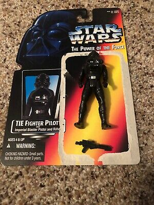 star wars power of the force action figure lot