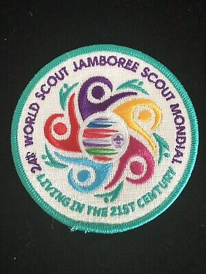 World Scout Jamboree 2019 Living In The 21st Century IST Patch