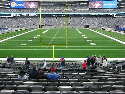 2 Lower Level Tickets Ny Giants Vs. Minnesota Vikings 10/6/19 With Parking