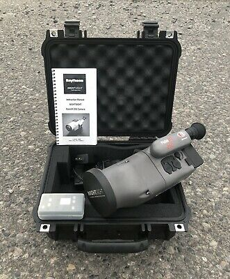 Raytheon Palm IR250 Infrared Thermal Imaging System No Reserve