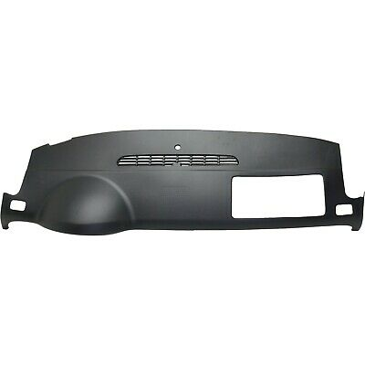 New 1972-1989 Mercedes Benz R107 Chassis Black Dash Cover *CL-107BK