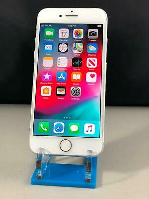 Apple iPhone 7 Smartphone 32GB Silver (AT&T) A1778 GSM Unlocked MN9E2LL/A USPS !