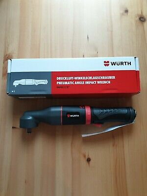 """Pneumatic angled impact wrench DWSS 1/2"""""""