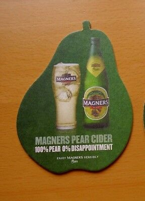 Joblot 2000 x Magners Cider carded drink mats new