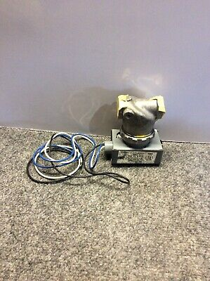 NEW White Rodgers 25D46A-344 Cushioned Power Solenoid Gas Valve 120V 1/2""