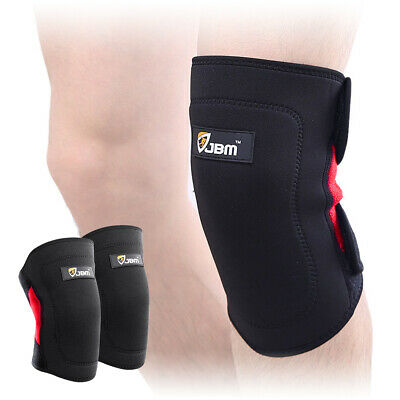 2X Knee Compression Sleeve for Arthritis Joint Pain Relief Workout Sport Braces