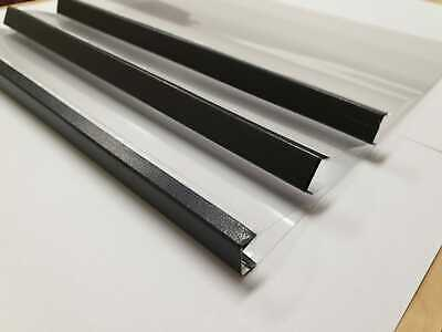 Thermal Steel Binding Covers A4 15mm (100-130 pages)