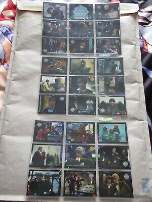 Doctor Who Cornerstone Series 4 Full Base set+ promo cards+ box+ wrapper