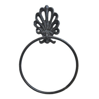 Vintage Style Wall Mounted Towel Ring Holder Paper Holder Bathroom Hardware