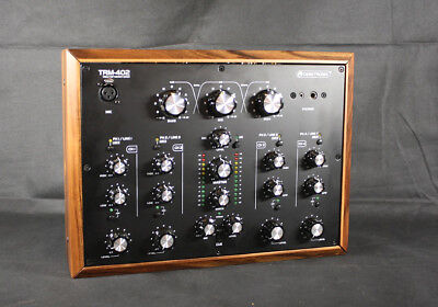 """Omniwoodkit  wood case for mixer Omnitronic TRM 402 4 Channels """" ultimo """""""