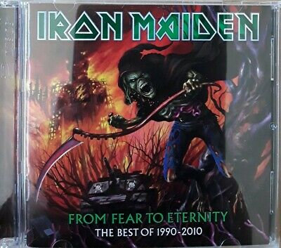 Iron Maiden - From Fear To Eternity, The Best Of 1990-2010 (2X CD, 2011)